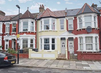 Thumbnail 3 bed terraced house for sale in Willingdon Road, Noel Park, London