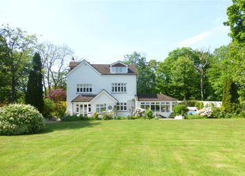 Thumbnail 5 bed detached house for sale in Burnt Oak Lane, Newdigate, Dorking, Surrey