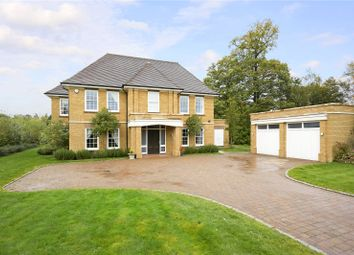 Thumbnail 5 bedroom detached house for sale in Kingswood Warren Park, Woodland Way, Kingswood, Surrey