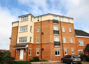 Thumbnail 2 bed flat to rent in Sanderson Villas, St James Villages, Gateshead
