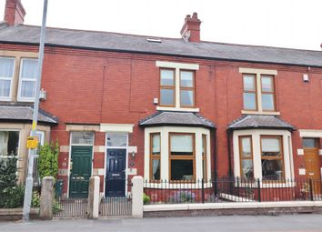 Thumbnail 3 bed terraced house for sale in Victoria Road, Off Warwick Road, Carlisle, Cumbria