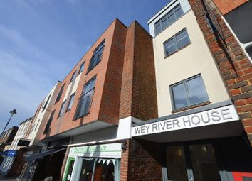 Thumbnail 1 bed flat for sale in Wey River House, High Street, Alton, Hampshire