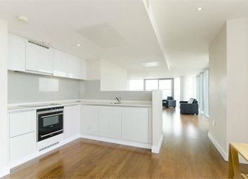 Thumbnail 3 bed flat to rent in Landmark Building, Canary Wharf, London