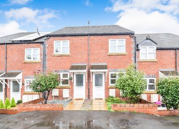 Thumbnail 3 bed terraced house for sale in Burton Road, Castle Gresley, Swadlincote