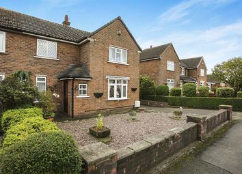 Thumbnail 3 bed semi-detached house to rent in Sadlers Close, Holmes Chapel, Crewe