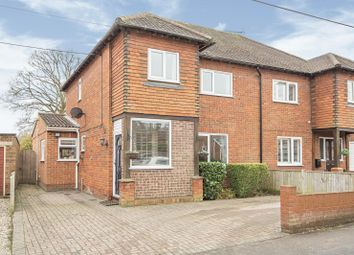 Hyde End Road, Spencers Wood, Reading RG7. 3 bed semi-detached house for sale