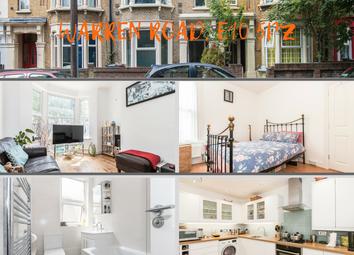 Thumbnail 2 bed flat to rent in Warren Road, Leyton, London
