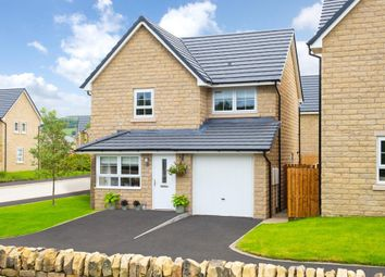"Thumbnail 3 bed detached house for sale in ""Derwent"" at Helme Lane, Meltham, Holmfirth"