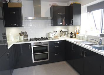 Thumbnail 3 bed terraced house for sale in Hawksbill Way, Fletton, Peterborough