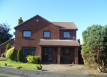Thumbnail 5 bed detached house for sale in Glen Moriston Drive, Dunfermline