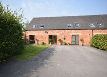 Thumbnail 4 bed barn conversion to rent in Anslow Park Cottages, Main Road, Anslow, Burton-On-Trent