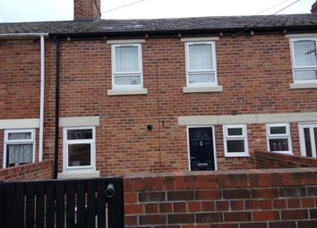Thumbnail 3 bedroom terraced house to rent in Hawthorn Street, Easington Colliery, Peterlee