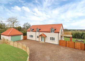 Thumbnail 5 bed detached house for sale in The Nookin, Welbourn, Lincoln