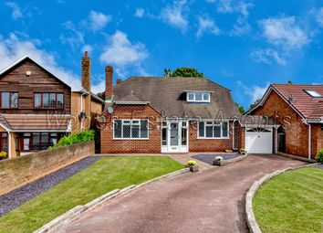 Thumbnail 4 bed bungalow for sale in Walsall Road, Great Wyrley, Walsall