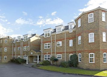 Thumbnail 2 bed flat for sale in Yew Place, Oatlands Chase, Weybridge, Surrey