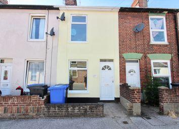 Thumbnail 3 bedroom terraced house to rent in Raglan Street, Lowestoft