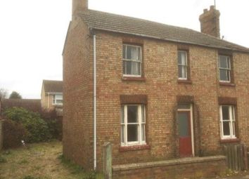 Thumbnail 3 bed detached house for sale in March Road, Whittlesey, Peterborough, Cambridgeshire
