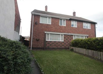 Thumbnail 3 bed semi-detached house for sale in Front Street, Colliery Row, Houghton-Le-Spring