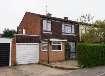 Thumbnail 3 bed semi-detached house for sale in Broom Farm Road, Bishop's Stortford