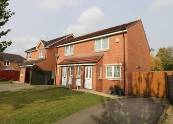 Thumbnail 2 bed semi-detached house to rent in Woodleigh Close, Leicester