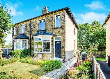 Thumbnail 2 bed semi-detached house for sale in Gramfield Road, Crosland Moor, Huddersfield