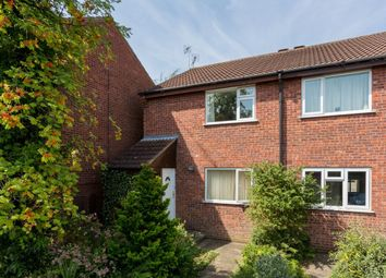 Thumbnail 1 bed flat for sale in Gresley Court, Beckfield Place, Acomb, York
