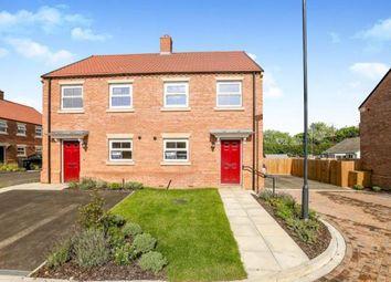 Thumbnail 2 bed semi-detached house for sale in Churchfields, Green Hammerton, Harrogate Rd, York