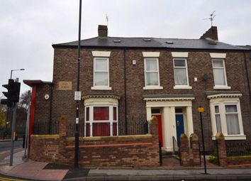 Thumbnail 4 bed end terrace house to rent in Peel Street, Sunderland, Tyne & Wear