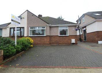 Thumbnail 2 bed semi-detached bungalow for sale in Rossall Close, Hornchurch