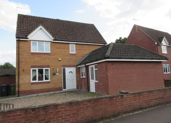 Thumbnail 3 bed detached house to rent in Lambert Close, Weeting