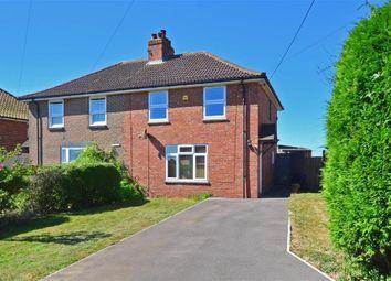 Thumbnail 2 bedroom semi-detached house for sale in Adelaide Road, Elvington, Dover, Kent