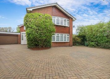 Thumbnail 5 bed detached house for sale in Chapel Close, Comberbach, Northwich, Cheshire