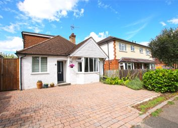 Thumbnail 3 bed detached bungalow for sale in Pyrford, Surrey