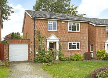 Thumbnail 4 bed detached house for sale in Marlborough Drive, Weybridge, Surrey