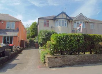 Thumbnail 3 bed semi-detached house for sale in Plantation View, Weir, Bacup, Lancashire