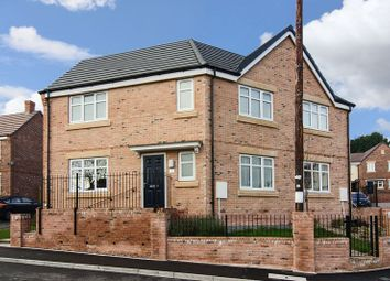 Thumbnail 3 bed semi-detached house for sale in Kelvin Drive, Cannock