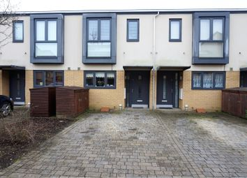 Thumbnail 2 bedroom terraced house for sale in Holyrood Drive, Houghton Regis, Dunstable