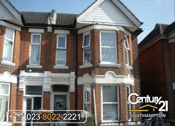 Thumbnail 1 bed flat to rent in Cedar Road, Southampton