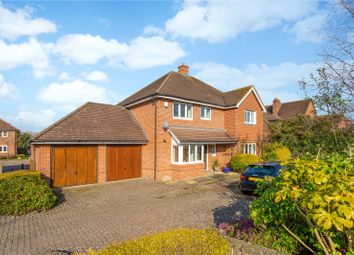 Thumbnail 3 bed semi-detached house for sale in Nower Close East, Dorking, Surrey