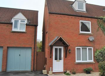 Thumbnail 3 bedroom semi-detached house for sale in Arley Close, Abbey Meads, Swindon