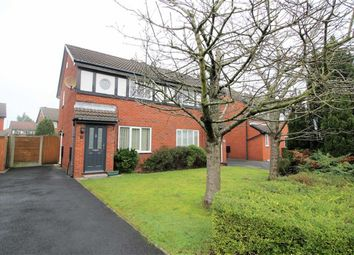 Thumbnail 2 bedroom semi-detached house for sale in The Campions, Lea, Preston