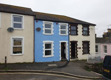 Thumbnail 3 bed terraced house to rent in Vernon Place, Falmouth, Cornwall