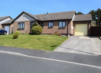 Thumbnail 3 bed detached bungalow for sale in Carknown Gardens, Redruth