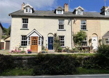 Thumbnail 3 bed terraced house for sale in Van Terrace, Van, Llanidloes, Powys