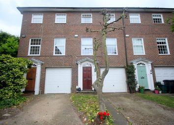 Thumbnail 4 bedroom town house to rent in Heatherdale Close, Kingston Upon Thames