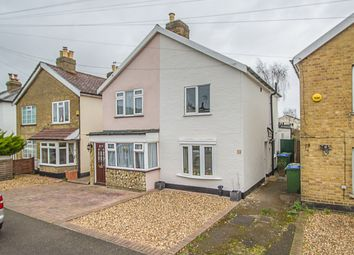 Thumbnail 2 bed cottage for sale in Spreighton Road, West Molesey