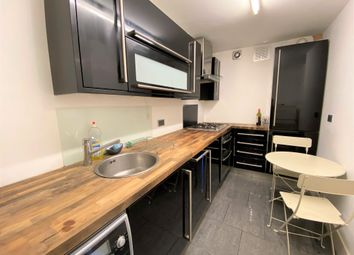 Thumbnail 1 bed flat to rent in Musard Road, Barons Court, London