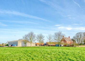 Thumbnail 4 bed equestrian property for sale in The Grange, Sutton Road, Huttoft, Alford