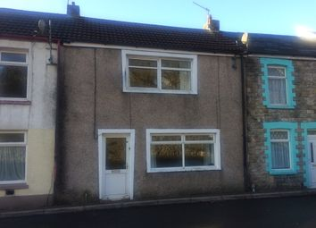 Thumbnail 3 bed terraced house for sale in Francis Terrace, Pant, Merthyr Tydfil