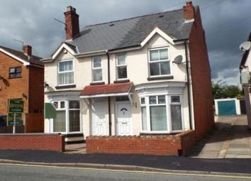 Thumbnail 3 bed property to rent in Huntington Terrace Road, Cannock
